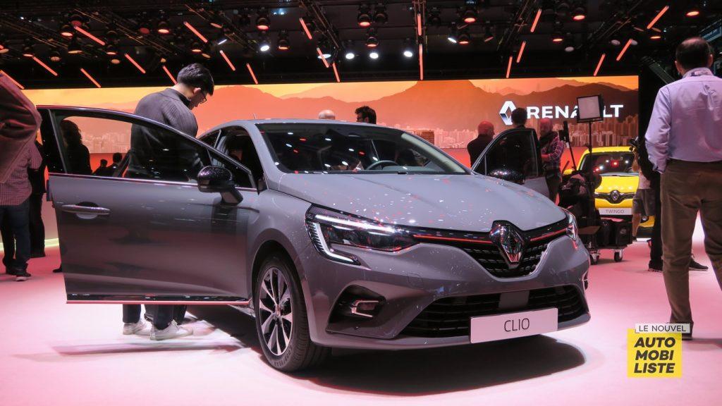 Renault Clio V Geneva 2019 LNA FM 2