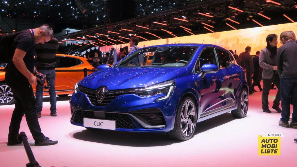 Renault Clio V Geneva 2019 LNA FM 3