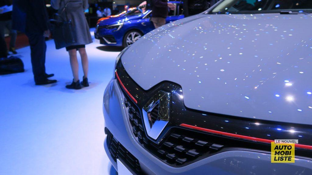 Renault Clio V Geneva 2019 LNA FM 45