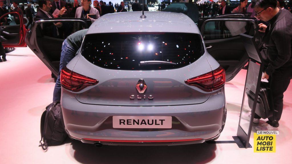 Renault Clio V Geneva 2019 LNA FM 7