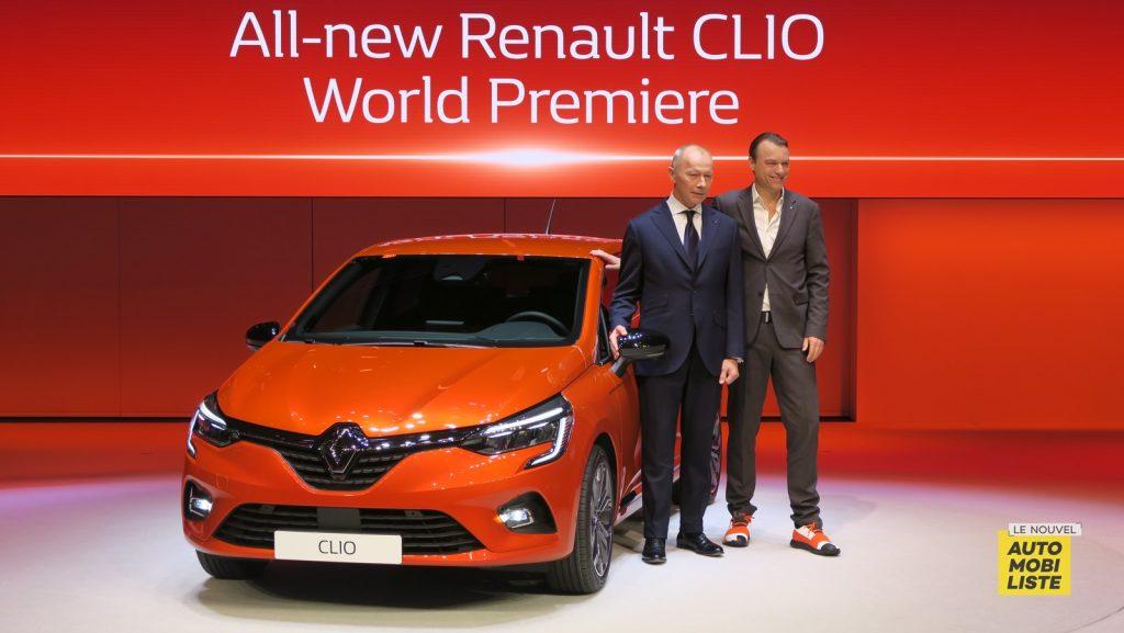 Renault Clio V conference Geneve 2019 LNA FM 1