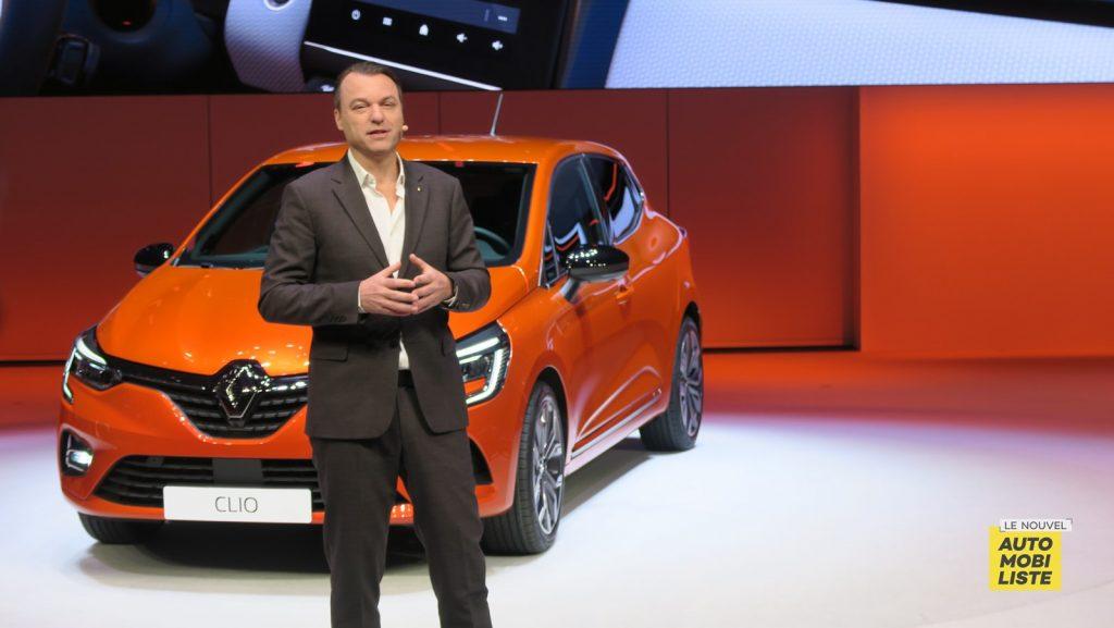 Renault Clio V conference Geneve 2019 LNA FM 35