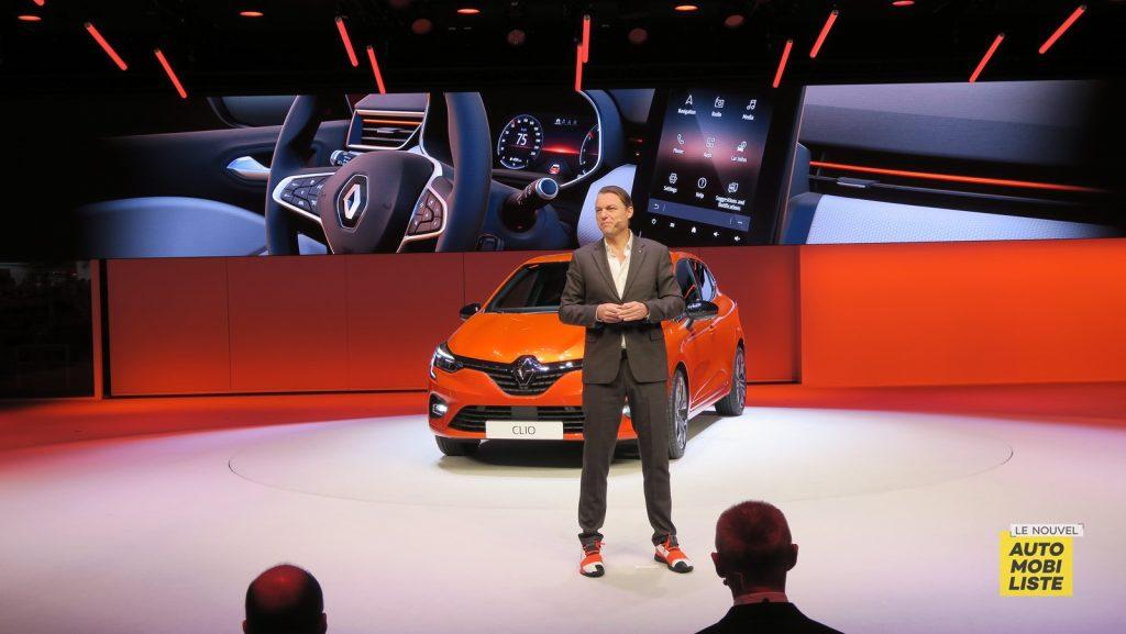 Renault Clio V conference Geneve 2019 LNA FM 38