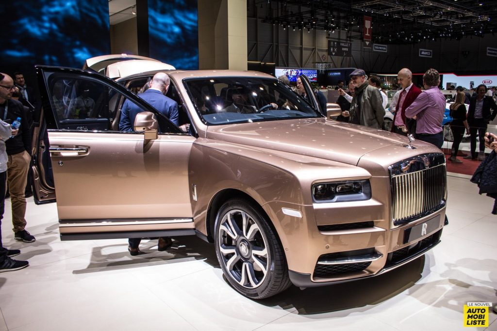 Rolls Royce Cullinan LNA GA Gene 2019 3