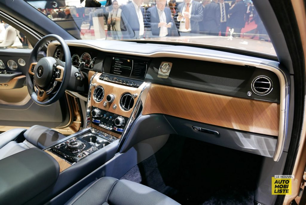 Rolls Royce Cullinan LNA GA Geneve 2019 4