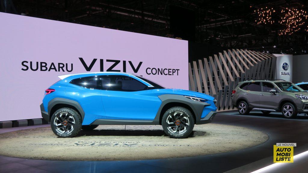 Subaru Viziv Adrenaline LNA GA Geneve 2019 2