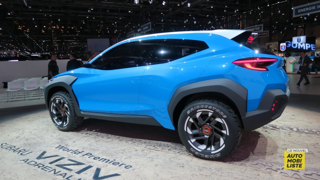 Subaru Viziv Adrenaline LNA GA Geneve 2019 7
