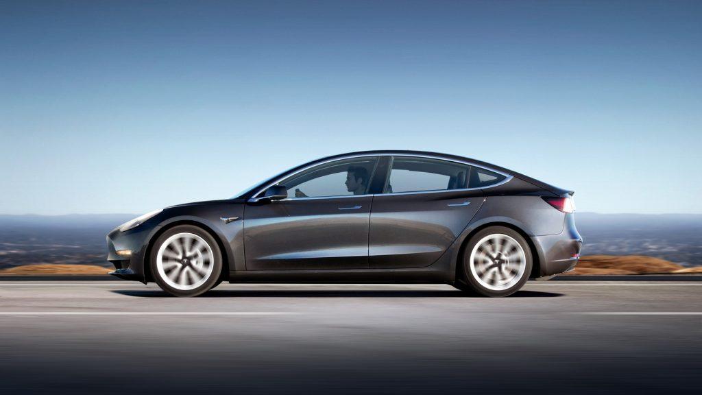 Tesla Model X LNA