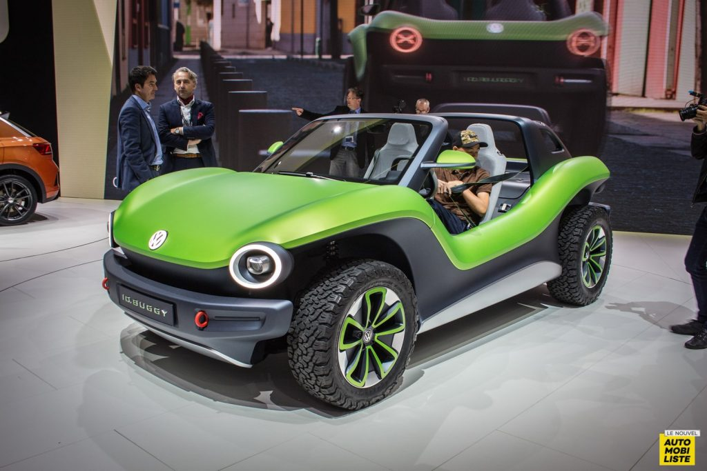 VW ID Beach Buggy