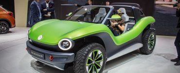 VW ID Beach Buggy