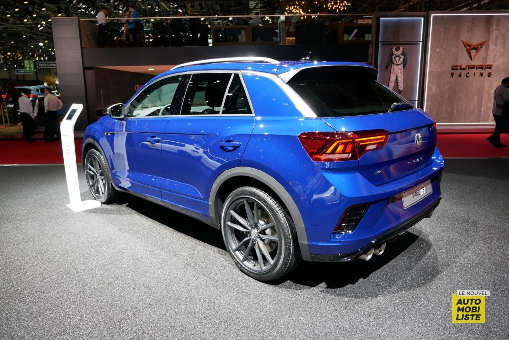 Volkswagen T Roc R Concept LNA GA Geneva 2019 11