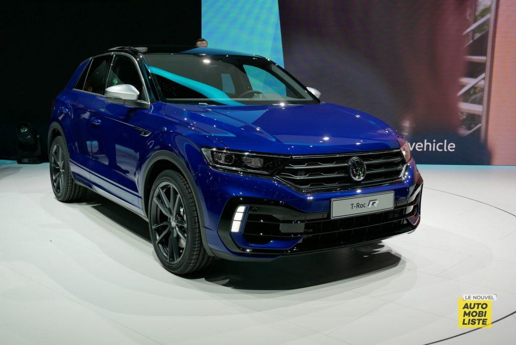 Volkswagen T Roc R Concept LNA GA Geneva 2019 2
