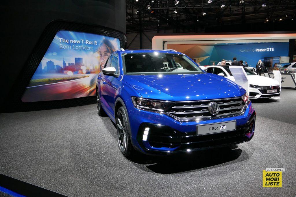 Volkswagen T Roc R Concept LNA GA Geneva 2019 9