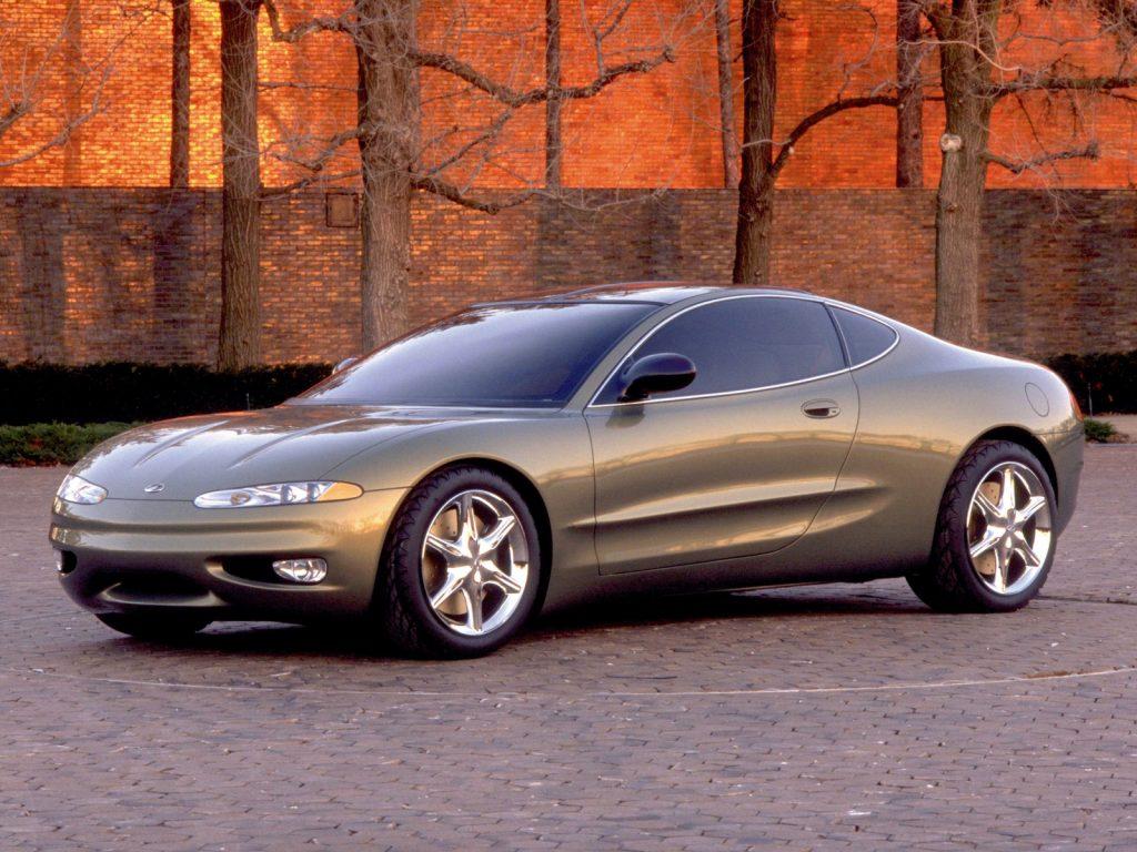 oldsmobile alero concept 1