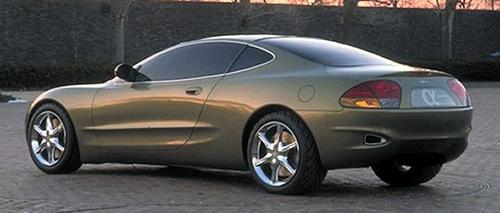 oldsmobile alero concept 6