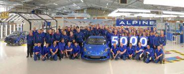 Alpine 5000e exemplaire