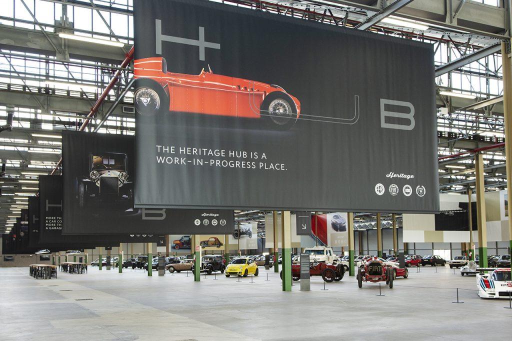 FCA Heritage Hub