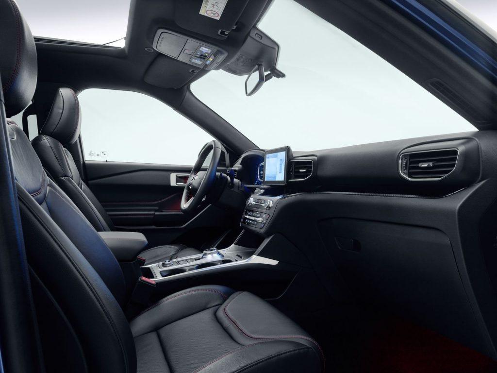 Ford Explorer Plug in Hybrid 11