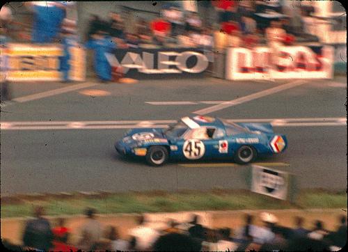 Jean Claude Killy Alpine A210 1969