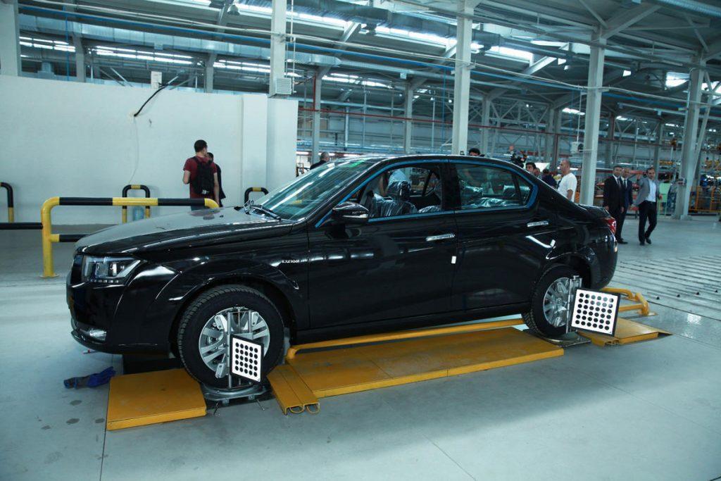 Khazar Azerbaidjan usine3