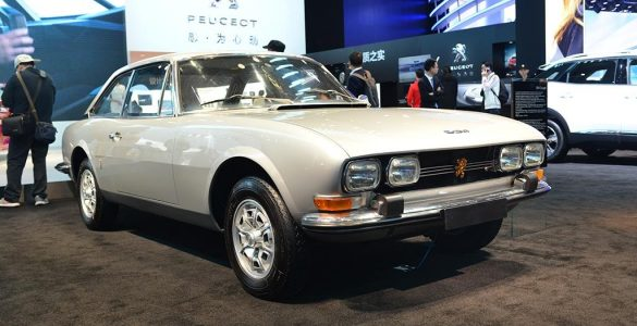 Peugeot 504 Coupe
