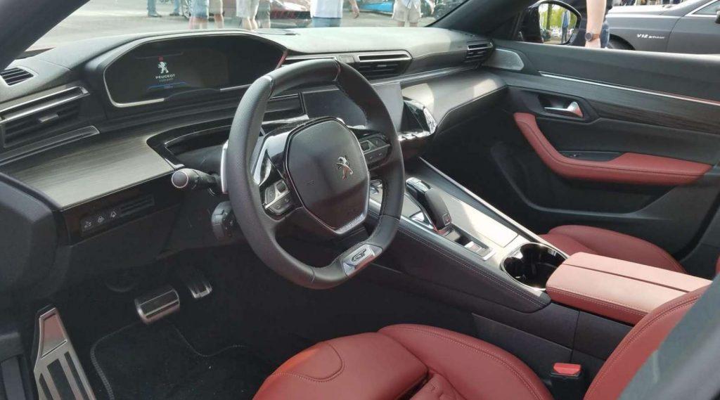 Peugeot 508 Atlanta Jalopnik 5