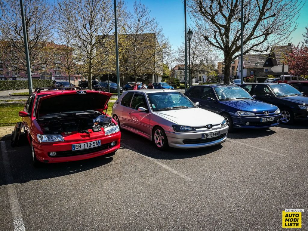 Rassemblement Peugeot 306