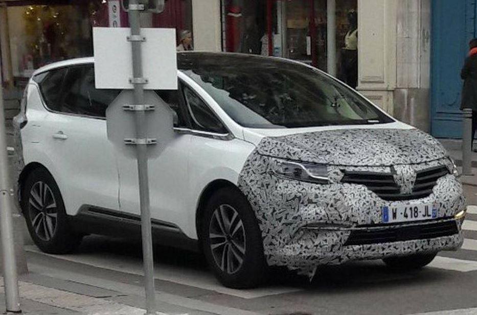 Renault Espace V mi vie restylage