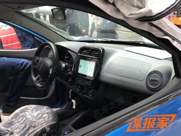 Renault K ZE Kwid electric China 3