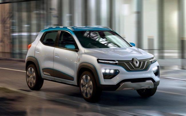 Renault K Ze concept 2019 1