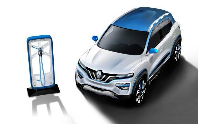 Renault K Ze concept 2019 2