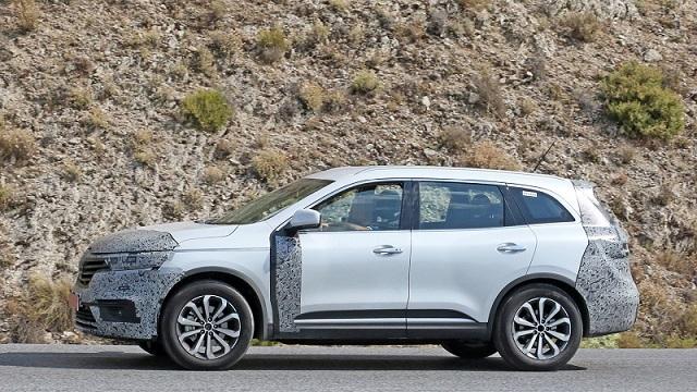 Renault Koleos facelift.2