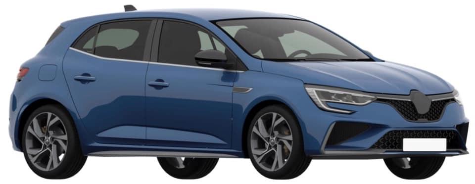 Renault Megane 3D mi vie restylage 2 1