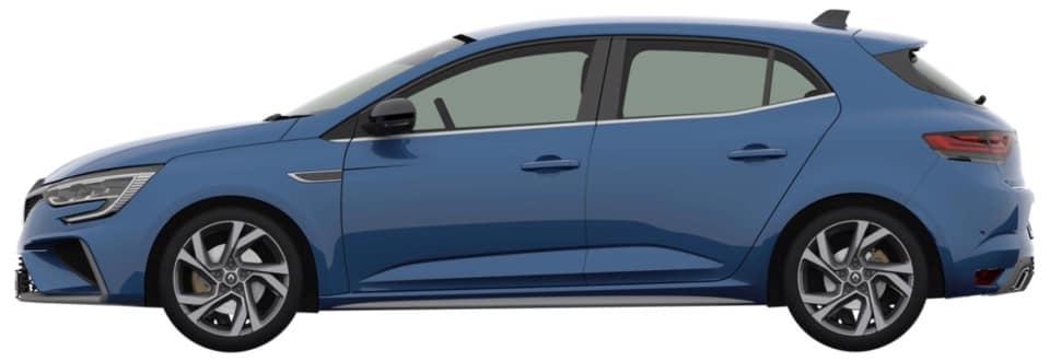 Renault Megane 3D mi vie restylage 3 1