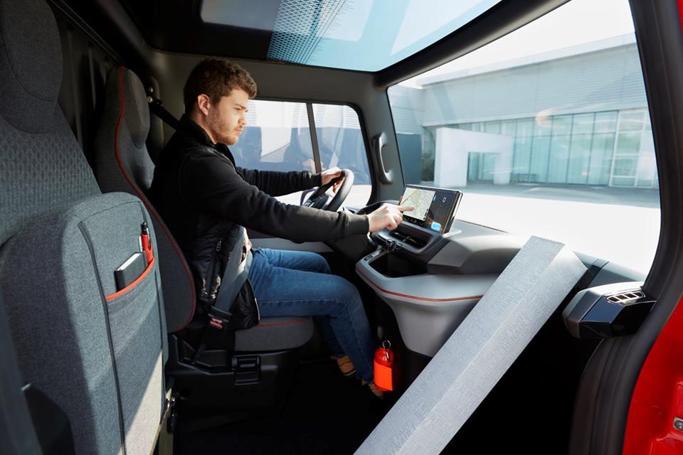 Renault concept EZ Flex 2019 Viva Tech 2