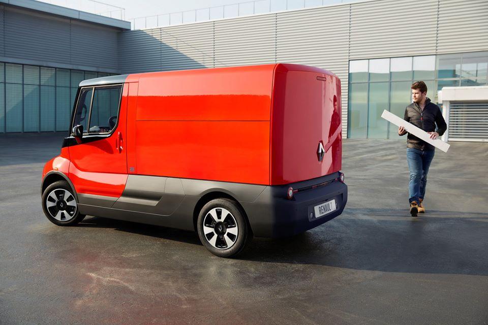 Renault concept EZ Flex 2019 Viva Tech 4
