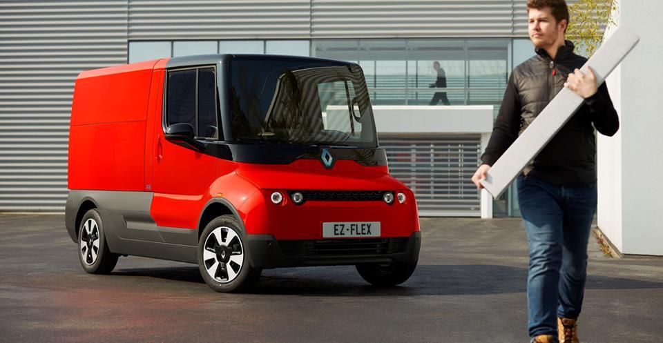 Renault concept EZ Flex 2019 Viva Tech 5