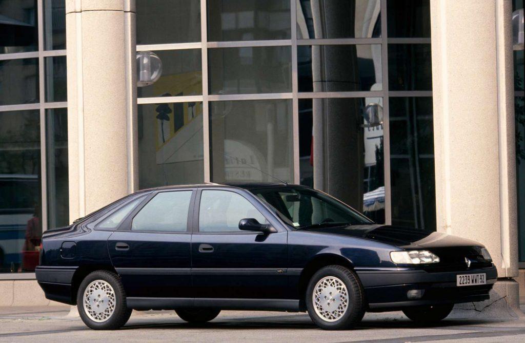 Renault Safrane Palme dOr official 2