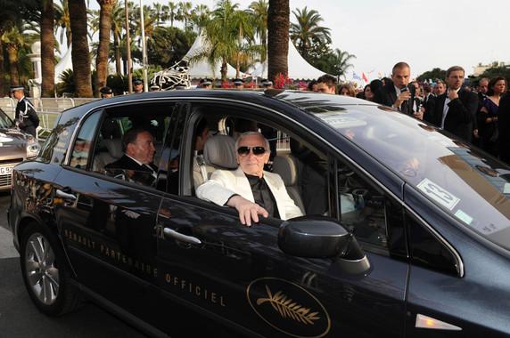 Renault Vel Satis Festival de Cannes Aznavour