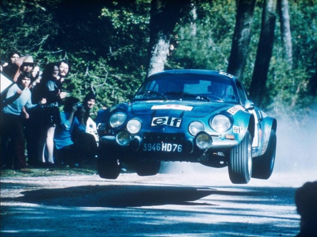 Alpine de retour en Rallye LNA