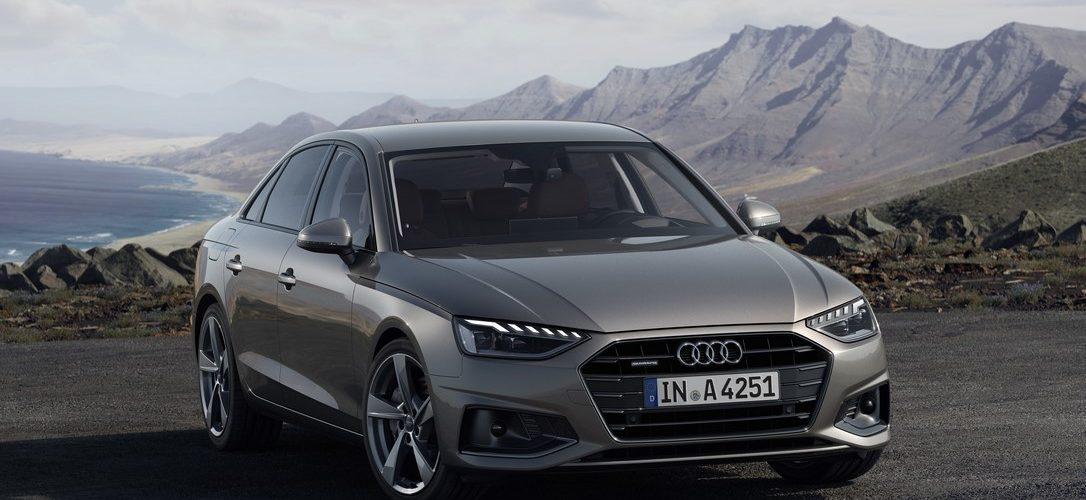 Audi A4 restylée LNA