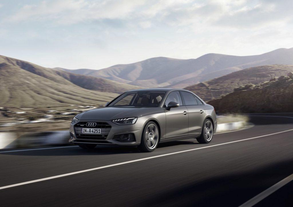 Audi A4 2019 12