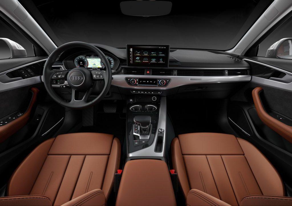 Audi A4 2019 13