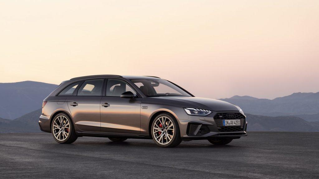 Audi A4 2019 18