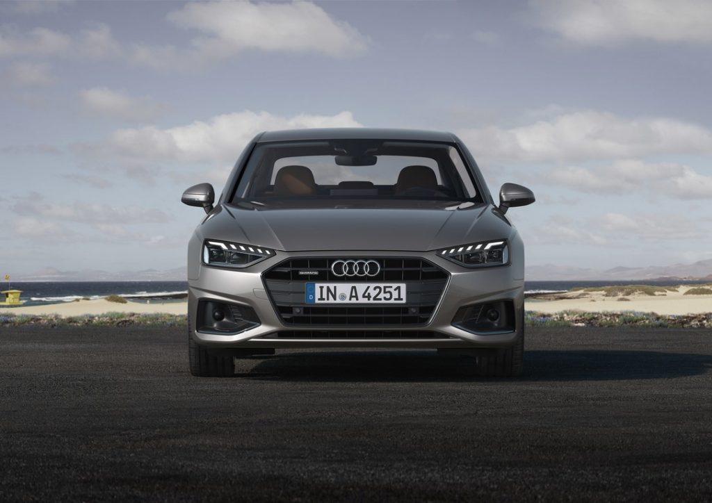 Audi A4 2019 8