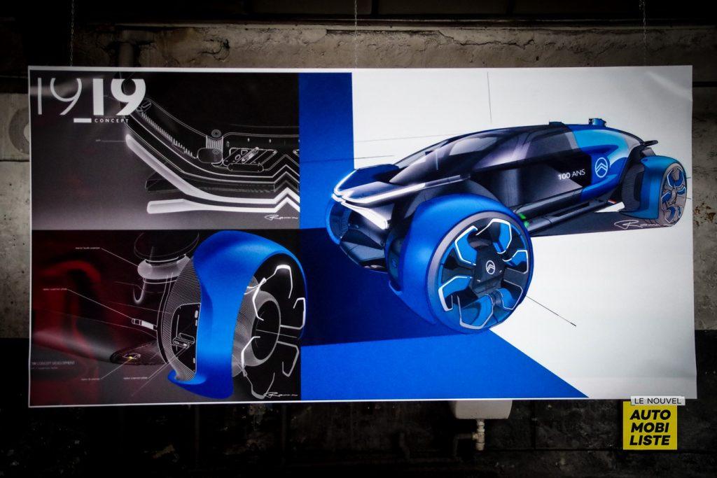 Citroen 19_19 concept car
