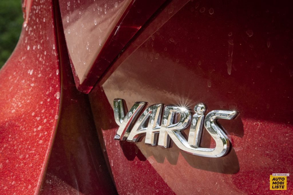 Essai Toyota Yaris Collection LNA 106