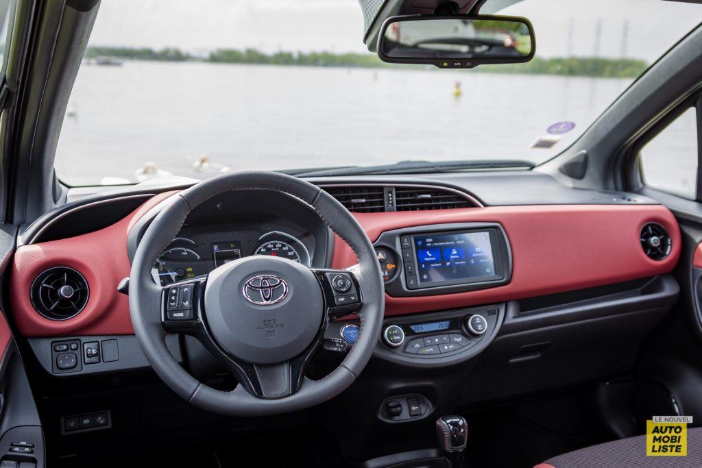 Essai Toyota Yaris Collection LNA 148