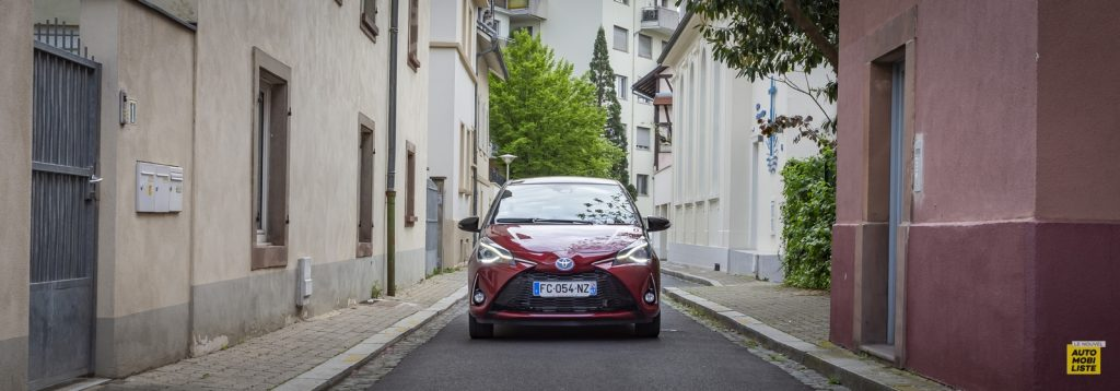 Essai Toyota Yaris Collection Le Nouvel Automobiliste