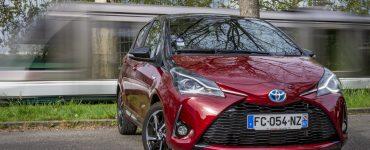 Essai Toyota Yaris Collection Le Nouvel Automobiliste